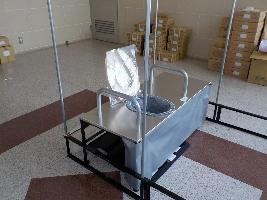 災害時用マンホールトイレ